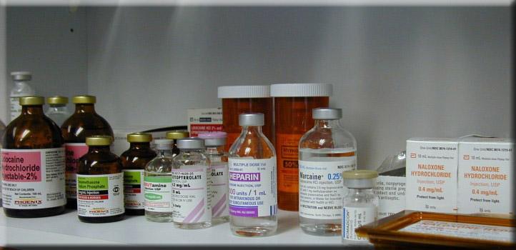 Thiopental injekció